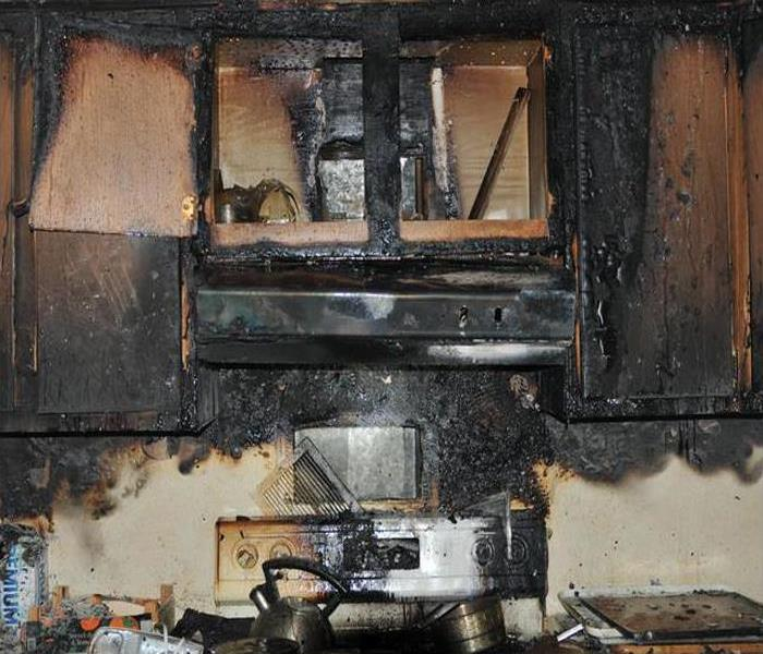 Fire Damage How to Prevent a Kitchen Fire