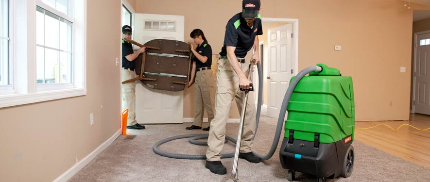 Paris, TX residential restoration cleaning